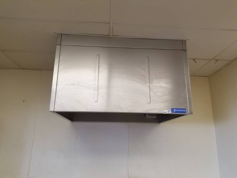 Greenheck Kitchen Ventilation Systems