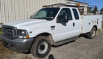 2001 Ford F350 XL Extended Cab