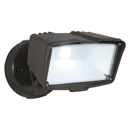 Defiant Flood Lights Bronze Outdoor LED Flood Light FSL2030LDF