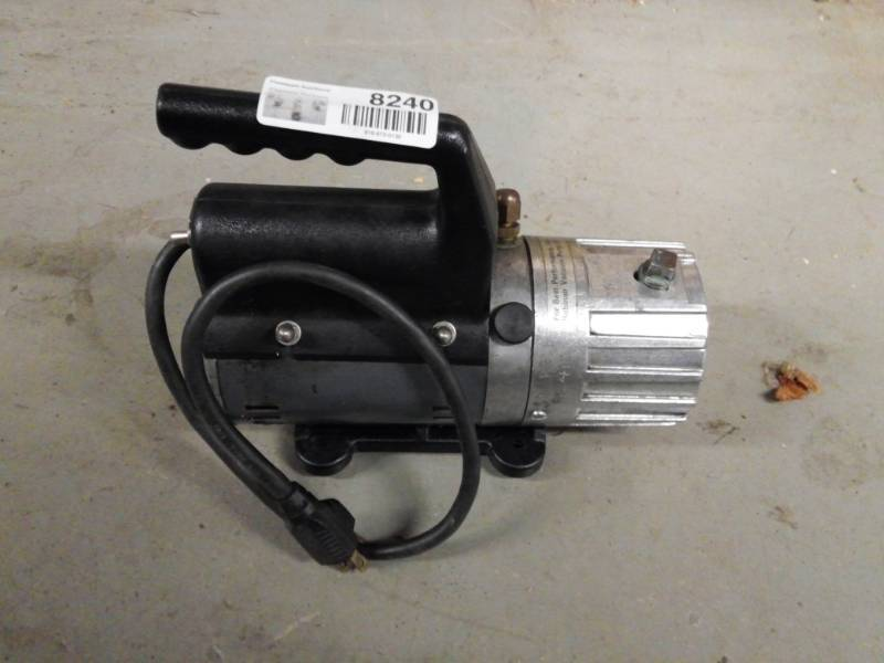 Robinair Model 15100 High Vacuum Pump