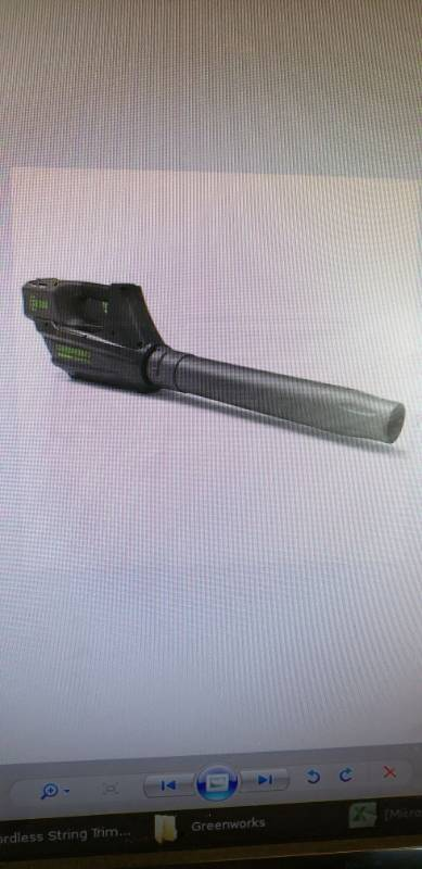greenworks handheld blower 150mph