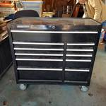 masterforce rolling tool cabinet