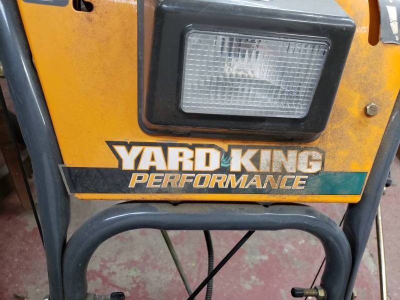 Yard King Performance Snow Blower
