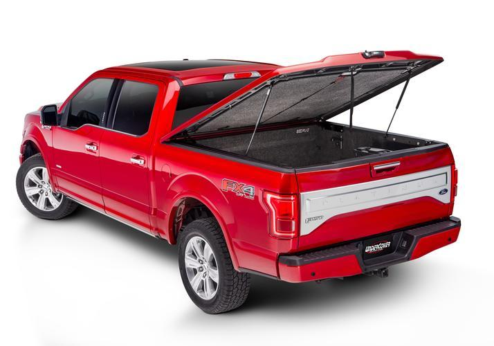 2014 and Newer Ford F150 UnderCover Elite LX Tonneau Cover