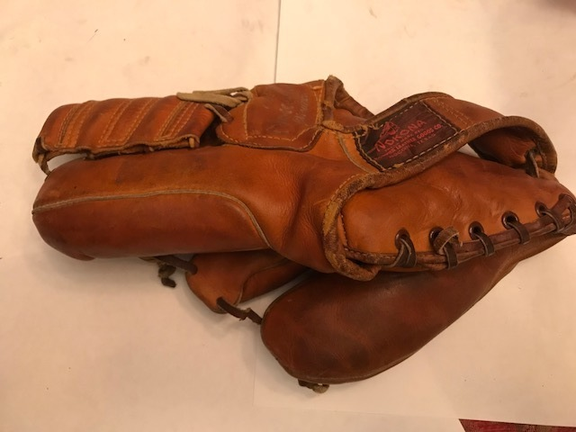Bill Hunter Ball Glove