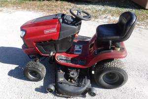 Craftsman T3400 Riding Mower