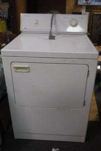 Admiral Brand Electric Dryer