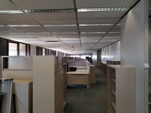 |||||Build an Office|||||Steelcase Cubicles, Metal Bookshelves, Lateral Cabinets, Whiteboard, Walls, Clocks, Carpet Tile, Mini Blinds, Partitions, Filing Cabinet, Ceiling Tiles|||||See Video Walk-through|||||Take as much as you want!!!!