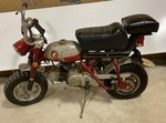 1970 Honda Mini Trail Z50A 50cc - Street Legal with Clean TITLE - Take It To The Lake!