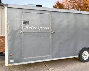 Wells Cargo - 22 Ft Enclosed Trailer w/ Refrigeration Unit and Insulated Compartment - Nice! Dry!