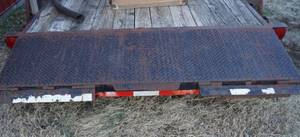 Dove Tail Flat Bed Trailer - Clean Kansas Title Included