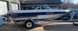 1983 Cimmaron - Boat w/ Motor and Trailer - Get ready for the lake! - More photos added!