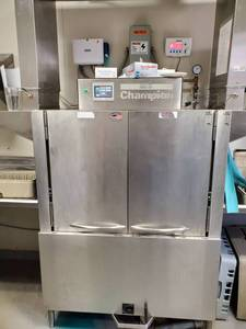 Champion 44 Pro Conveyor Dishwasher 240V 3-phase Fully Functioning