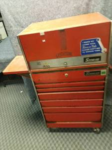 Snap-On 10 Drawer Rolling Tool Cabinet