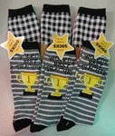 Men's Novelty Socks - 6 Pack