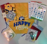 Camper Gift Set - Bag, Accessories, Games