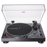 Audio-Technica - Stereo Turntable - Black, , Some Scratches to Top Cover