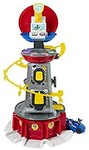 Nickelodeon Paw Patrol Mighty Pups Super Paws Lookout Tower Playset with Lights & Sounds