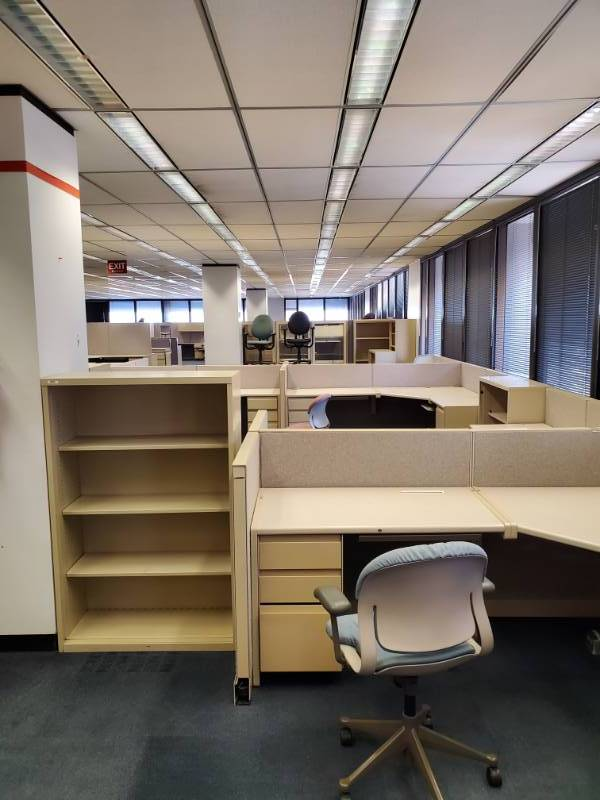 |||||Build an Office|||||Steelcase Cubicles, Office Chairs, Conference Table, Lateral Cabinets, Office Furniture, Walls, Coat Racks, Carpet Tile, Partitions, Filing Cabinet, Ceiling Tiles|||||See Video Walk-through|||||Take as much as you want!!!!