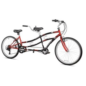 26  Northwoods, Tandem Bike 21-Speed Dual Drive