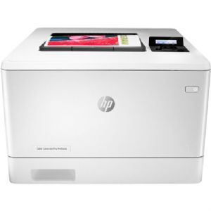 HP - LaserJet Pro M454dn Color Laser Printer - White