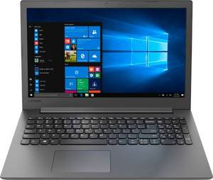 "Lenovo - 130-15AST 15.6"" Laptop - AMD A6-Series - 4GB Memory - AMD Radeon R4 - 500GB Hard Drive - Black"