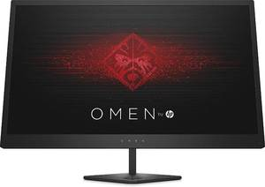 "HP - OMEN by HP 24.5"" LED FHD Monitor - Black"