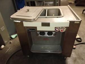Taylor Model 162-27 Gravity Soft Serve Machine