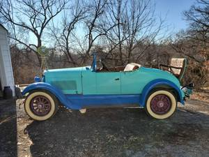 1926 Studebaker Big Six (Model EP) Sport Roadster
