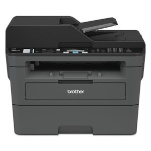 Brother MFC-L2710DW Compact Monochrome Laser All-in-One Printer with Duplex Printing and Wireless Networking