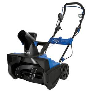 Snow Joe Ultra 21 in. 15-Amp Electric Snow Thrower with Light SJ625E