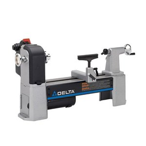 DELTA 11-in x 36-in Variable Speed Wood Lathe