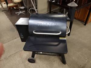 Nice Traeger Grill