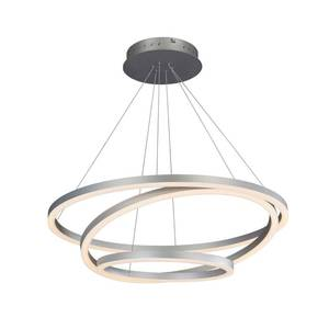 "VONN Tania Trio 3 Light 32"" Wide LED Ring Chandelier"