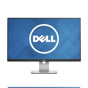 Dell - S2415h 23.8  Ips Led Hd Monitor - Black