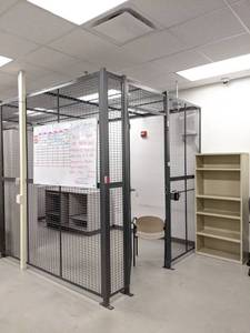 Anti Theft Security Cage