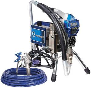 Graco Ultra 395 Stand Electric Airless Paint Sprayer