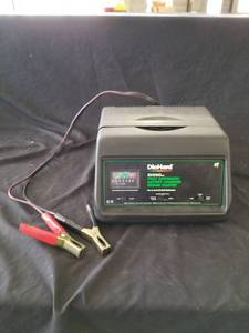 DieHard 10/2/60amp Fully Auto Battery Charger Engine Starter