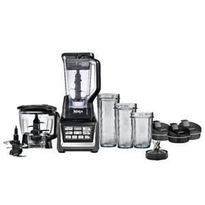 Nutri Ninja BL682 1500W Professional Digital Blender System w/ Auto-iQ Program