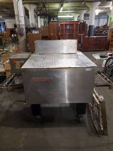 Blodgett Commercial Natural Gas Pizza Oven Planet Sub Fully Functioning