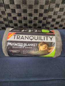 Tranquility 15lb Weighted Blanket