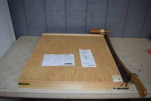 "Swingline Classic Cut Ingento Paper Cutter 24"" x 24"" Model 1162A"
