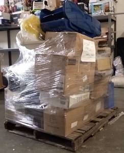 Pallet of Salvage Items