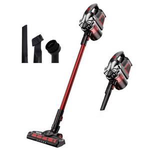 Vistefly V8 Cordless Vacuum Cleaner, 2 in 1 Stick and Hand-held Vacuum