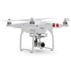 DJI White Phantom 3 Standard with 2.7K Camera and 3 Axis Gimbal