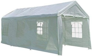 Palm Springs 10 X 20 Heavy Duty White Party Tent