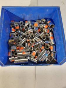 Large Lot Of Sockets
