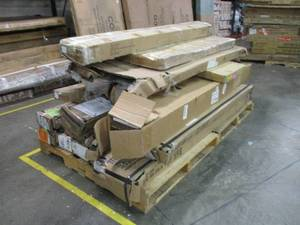 Pallet of Furniture Stuff
