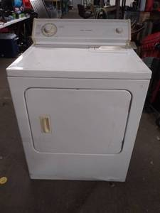 Whirlpool Heavy Duty Extra Large Capacity Dryer