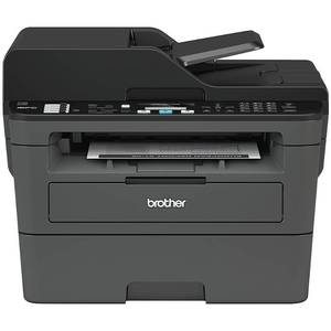 Brother Monochrome Compact Laser All-in-One Printer with Duplex Printing and Wireless Networking
